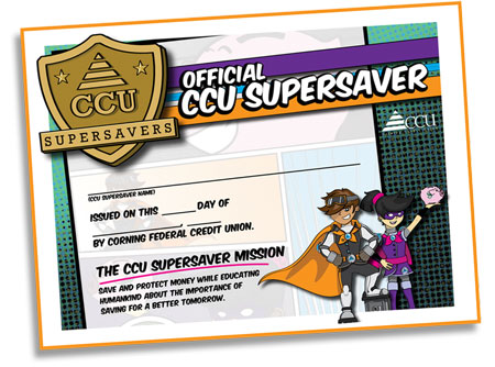 Supersavers Certificate