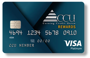 CCU Visa Platinum Rewards