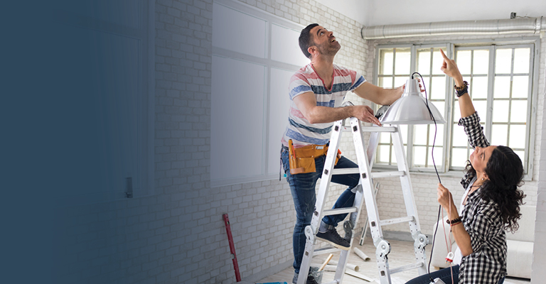 Get the money you need for your next home project!