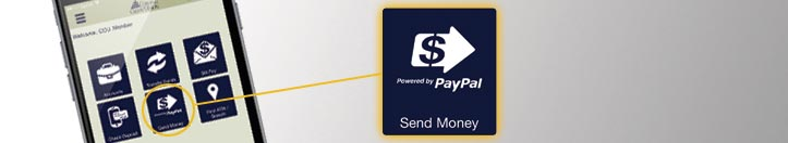 Send Money Page Banner